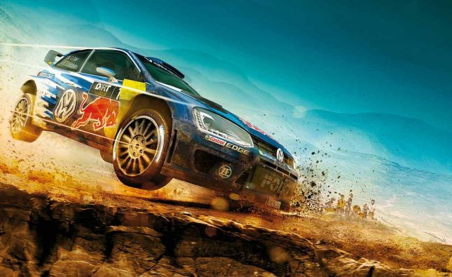Dirt 4 celebrates its upcoming launch with a new trailer