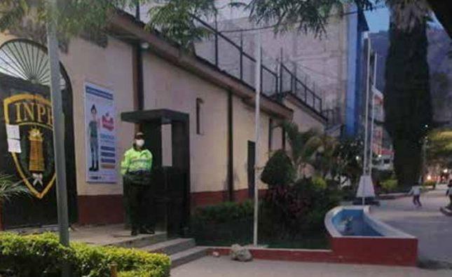 La PNP y Ministerio Público efectuaron operativo en el interior del Penal San Idelfonso de Abancay